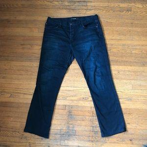 JOE'S Dark Wash Jeans (34x32)- Saville Row